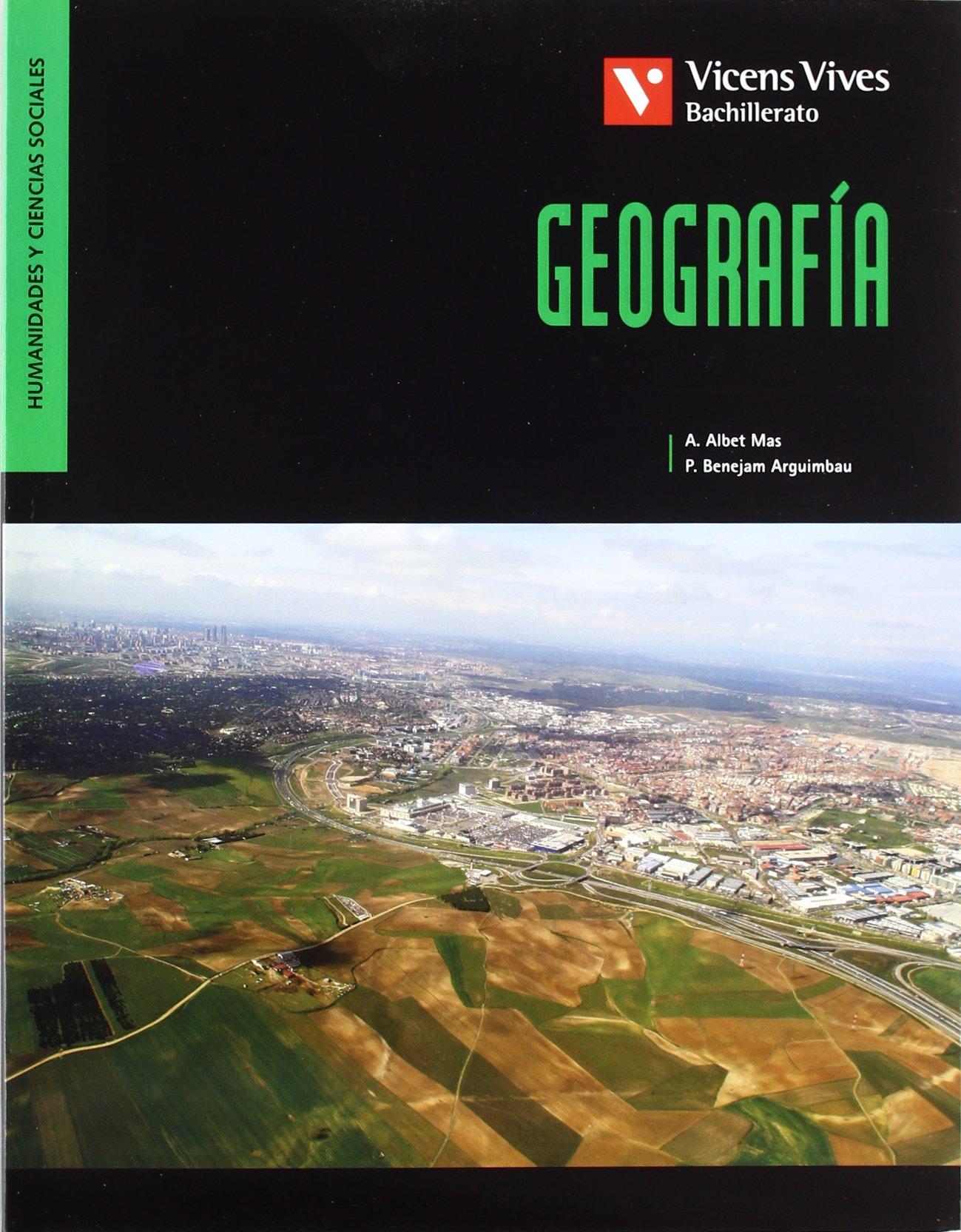 Geografía. Geografía De Andalucía - 9788431671051: Amazon.es: Albet Mas, Abel: Libros