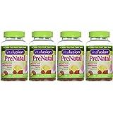 Vitafusion Prenatal, Gummy Vitamins 4Pack (90 Count)