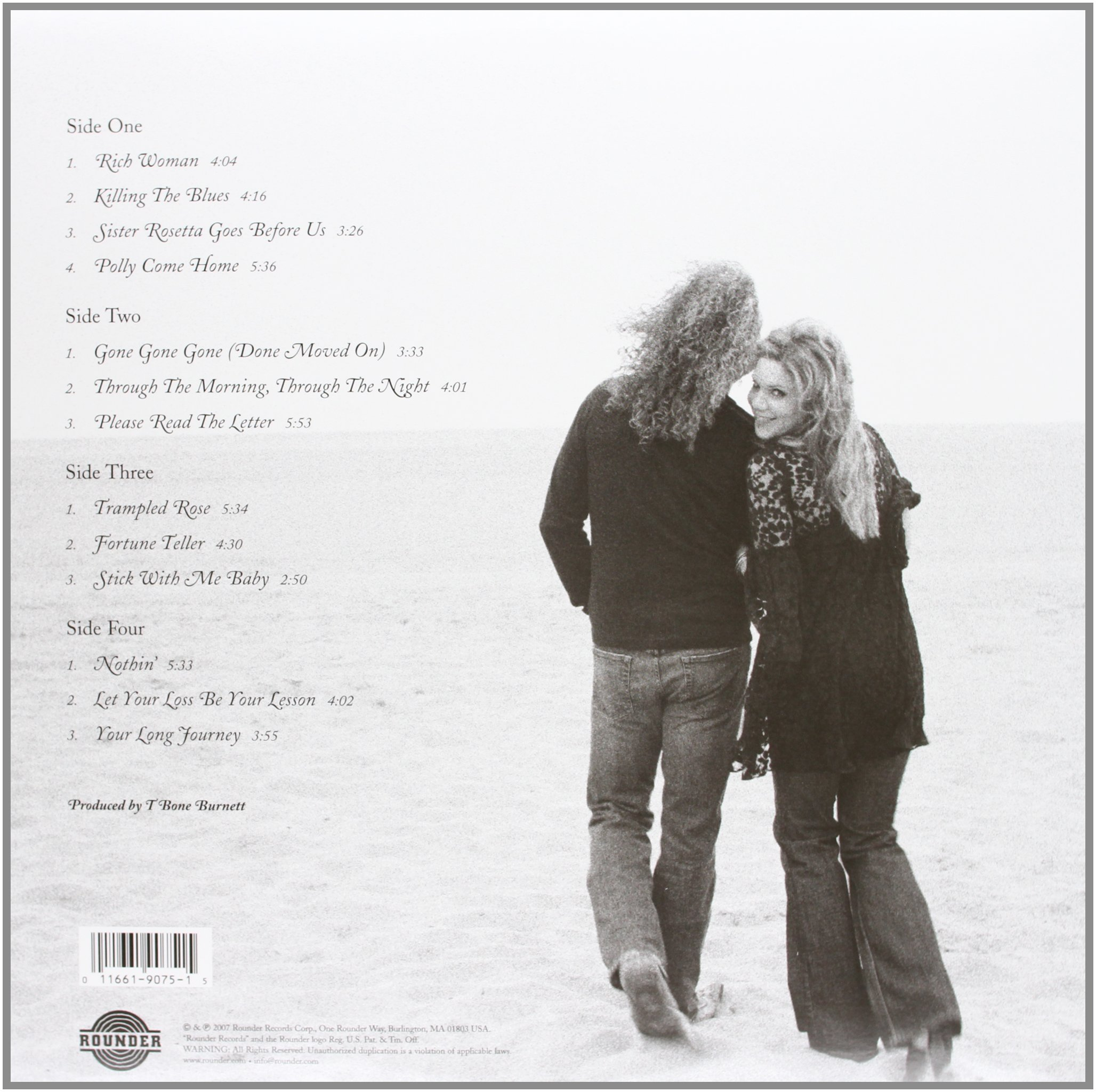 Raising Sand [Vinyl]