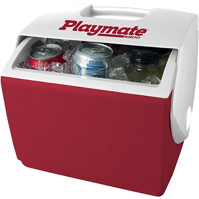 IGLOO Nevera portátil Playmate PAL roja 6 litros Mini, Plástico ...