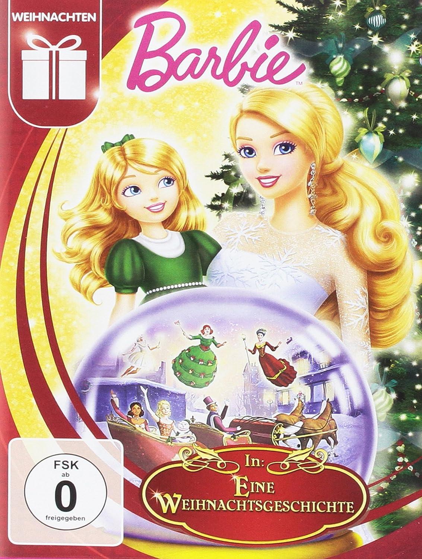 Barbie in: Eine Weihnachtsgeschichte: Amazon.de: Elise Allen ...