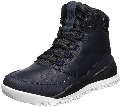 "North Face M Edgewood 7"", Zapatillas de Senderismo para Hombre, Azul (Urban"