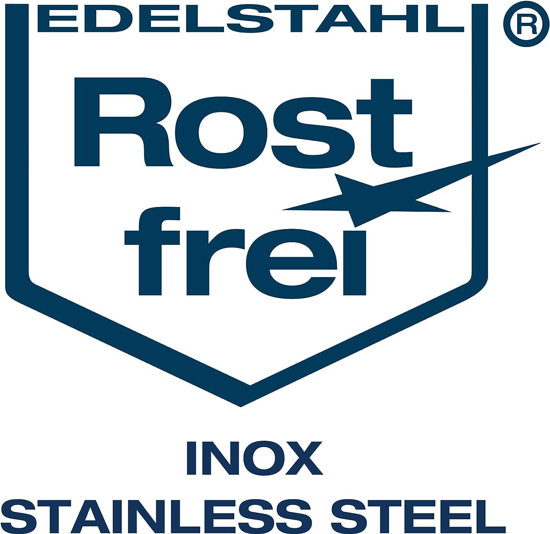 T-STAR plus Reduzierter Linsensenkkopf 100 St/ück 4,5 x 70 mm SPAX Fassadenschraube aus Edelstahl rostfrei A2 4CUT 25470004507022 Fixiergewinde