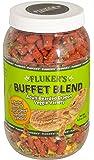 Flukers 1 Piece Adult Bearded Dragon Veggie Variety Diet, 5 oz