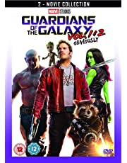 Guardians of the Galaxy & Guardians of the Galaxy Vol. 2 Doublepack