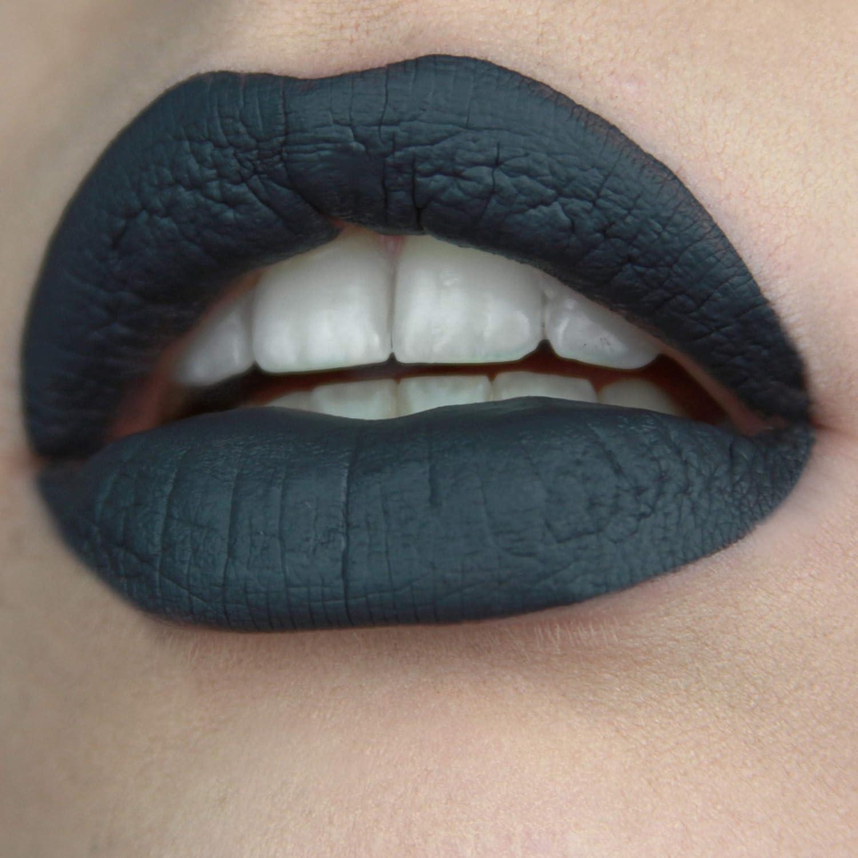 Liquid Matte Lipstick Long Lasting Kissproof Lip Gloss - Elvira