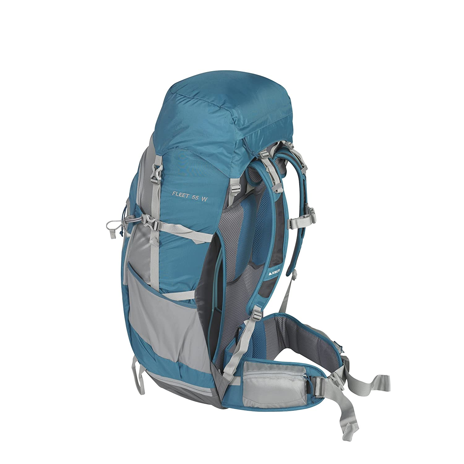 Amazon.com : Kelty Womens Fleet 55-Liter Backpack, Blue : Basic Multipurpose Backpacks : Sports & Outdoors