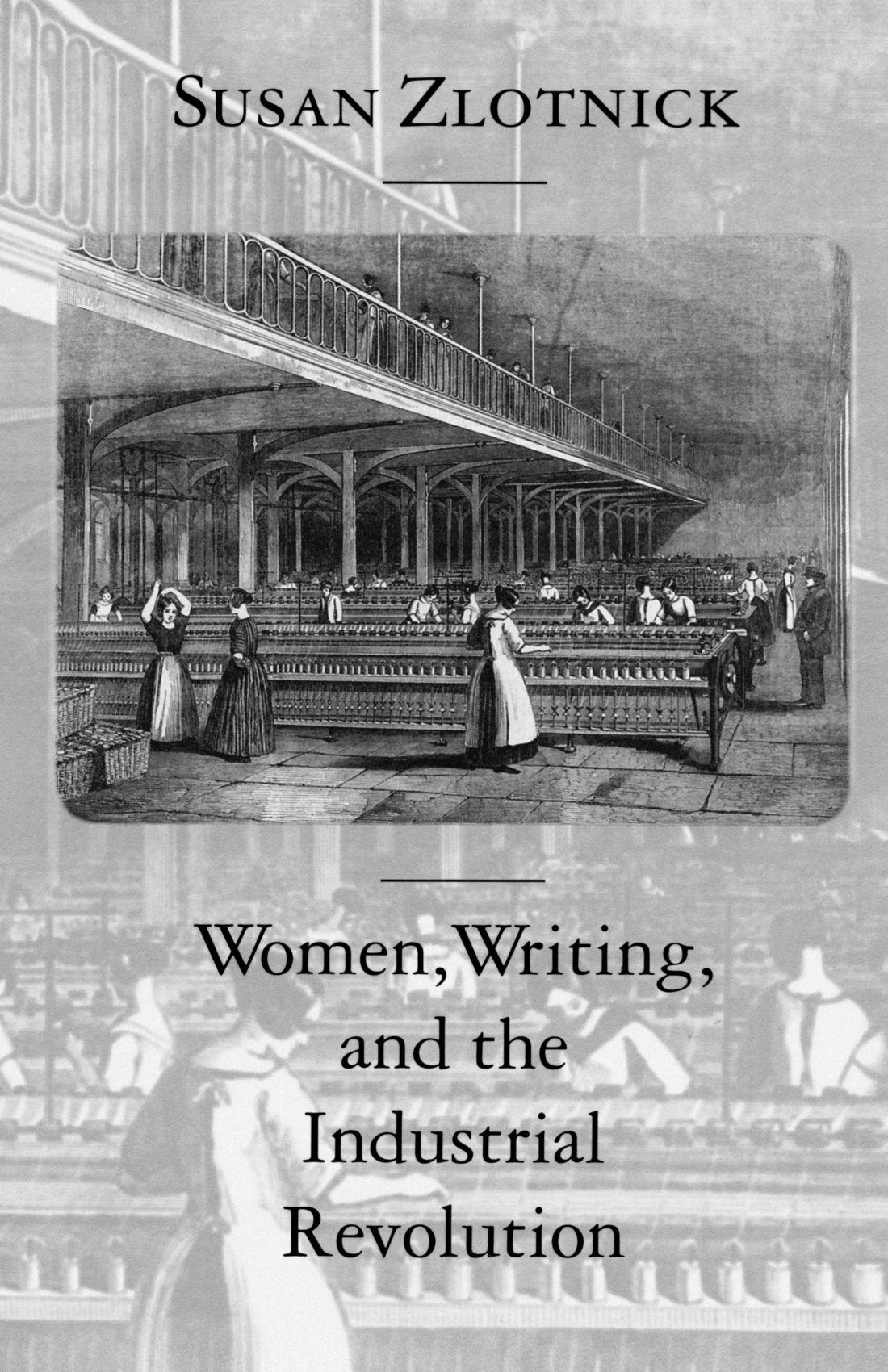 Women, Writing, and the Industrial Revolution pdf epub