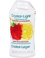 Crystal Light Liquid Drink Mix, Strawberry Lemonbabe, 48mL