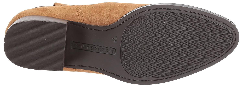 Tommy Hilfiger Women's Roxy B(M) Ankle Boot B06XVK9WZ5 9.5 B(M) Roxy US|Saddle 73dfdf