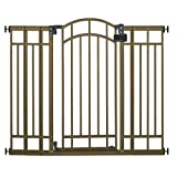 Amazon Price History for:Summer Infant Multi-Use Deco Extra Tall Walk-Thru Gate, Bronze