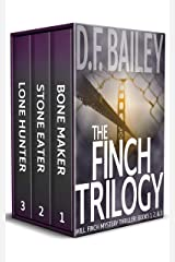 The Finch Trilogy (Will Finch Mystery Thriller Books 1, 2 & 3) Kindle Edition