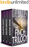 The Finch Trilogy (Will Finch Mystery Thriller Books 1, 2 & 3)