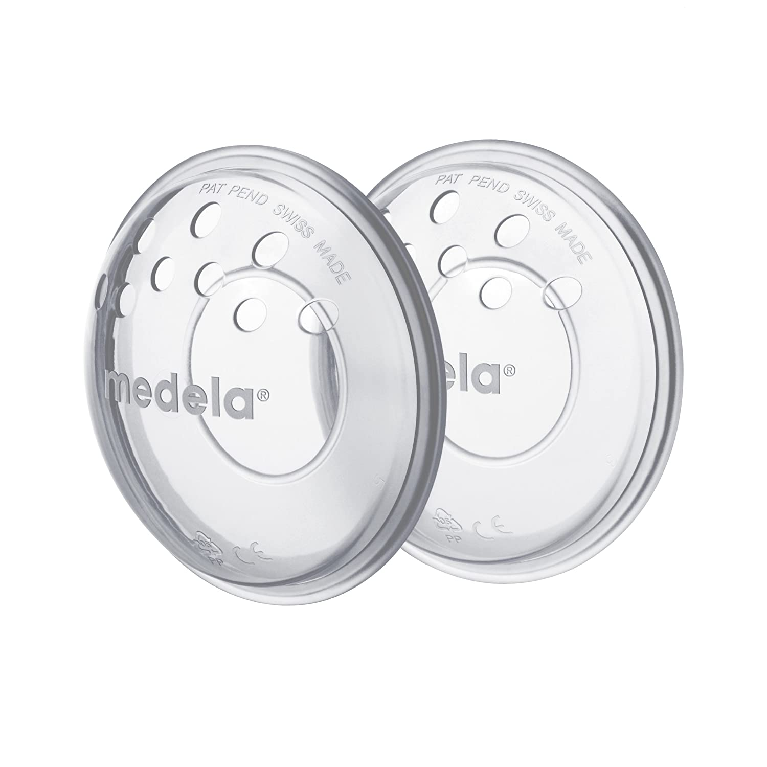 Medela SoftShells Breast Shells for Sort Nipples for Pumping or Breastfeeding