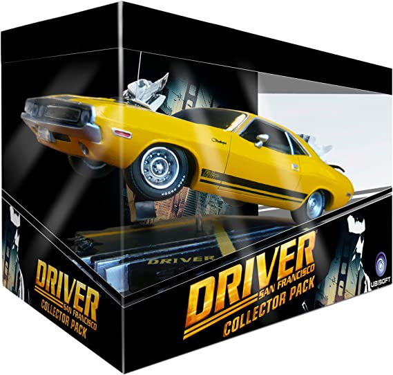 Driver San Francisco Collector S Edition Ps3 Ps3 Amazon Co Uk Pc Video Games