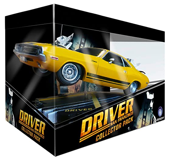 Driver San Francisco Collector S Edition Xbox 360 Amazon In