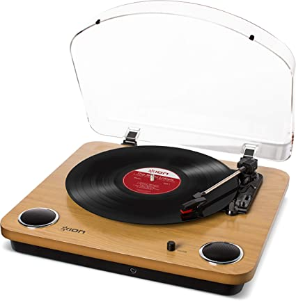 Amazon.co.jp: ION Audio Max LP レコードプレーヤー USB端子 ...
