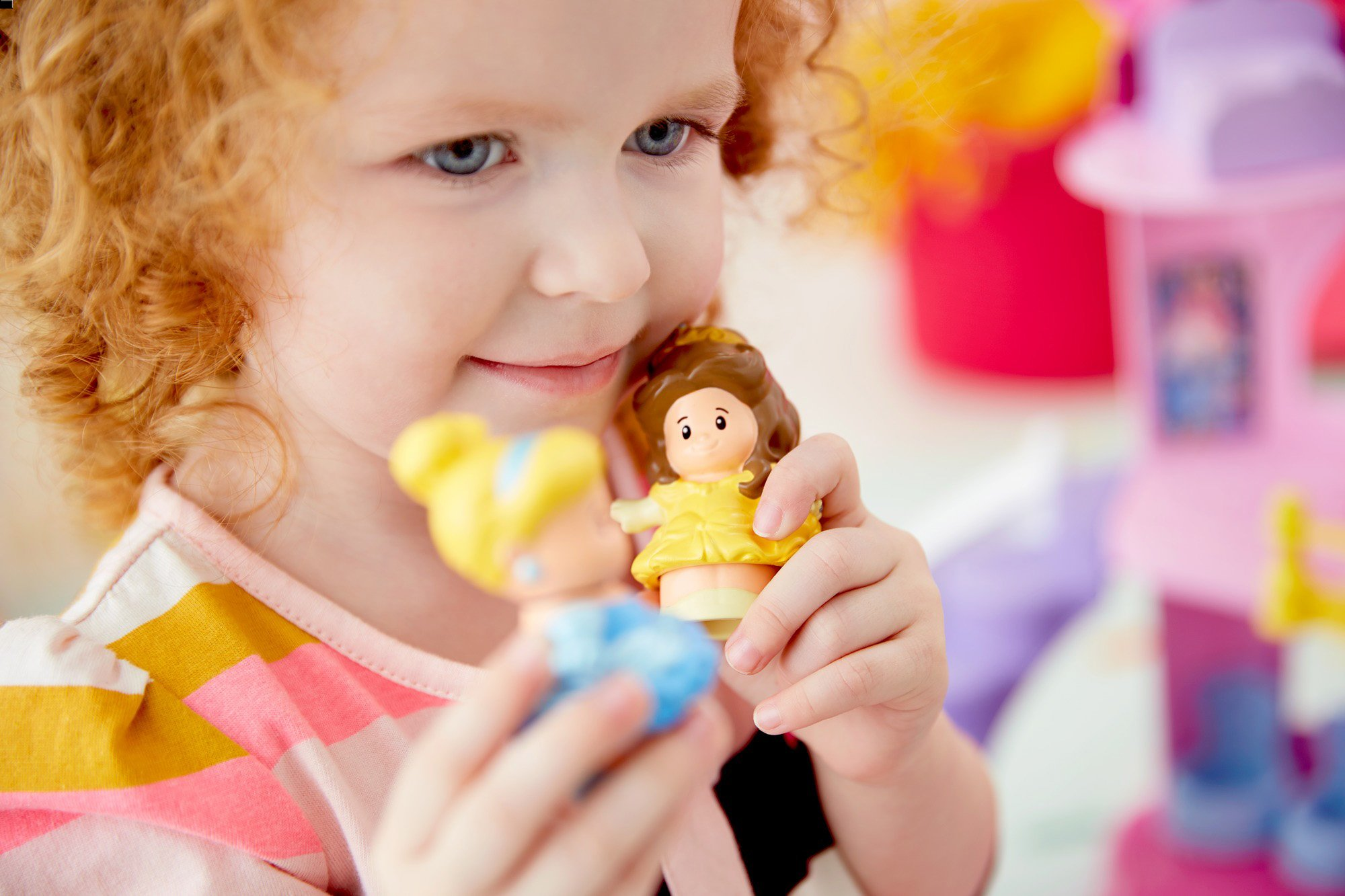 Fisher-Price Little People Disney Princess, Musical Dancing Palace by Fisher-Price (Image #23)