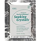 Pedifix Tea Tree Ultimates Soaking Crystals, 6 Ounce