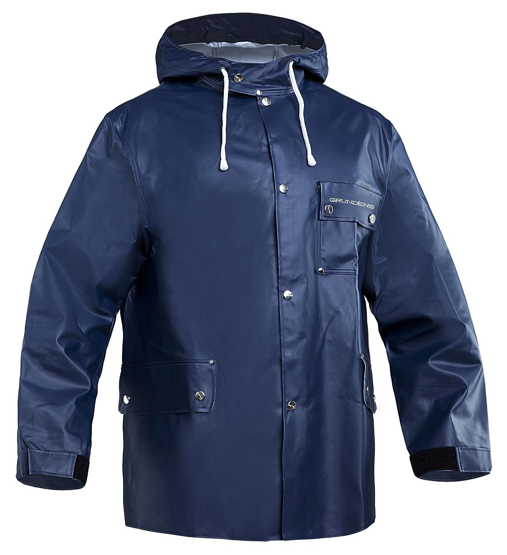 Grundéns Sandham 93 Jacke, Größe L, Marineblau