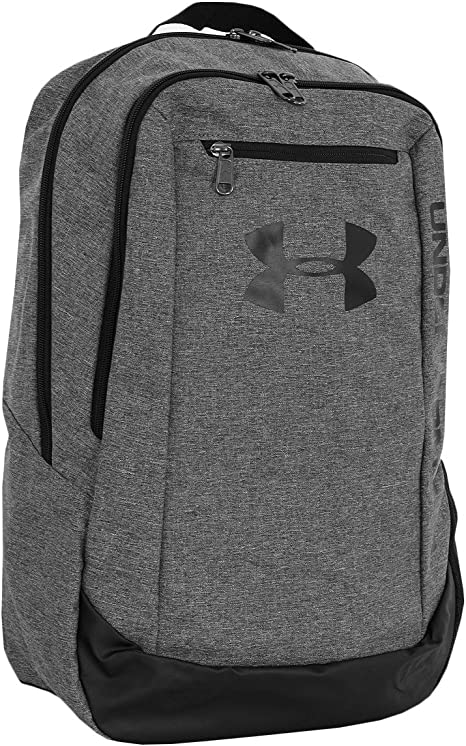 Under Armour UA Hustle Backpack Ldwr Mochila, Hombre, Gris ...