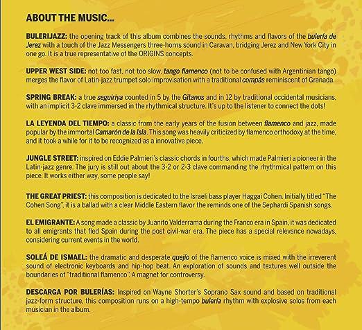 Alex Conde Origins Amazon Music