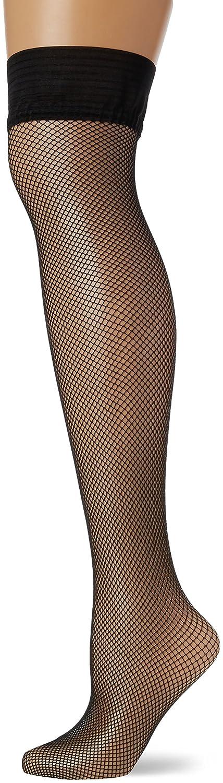 Ann Summers Women's Micro Fishnet Holdup Hold-up Stockings