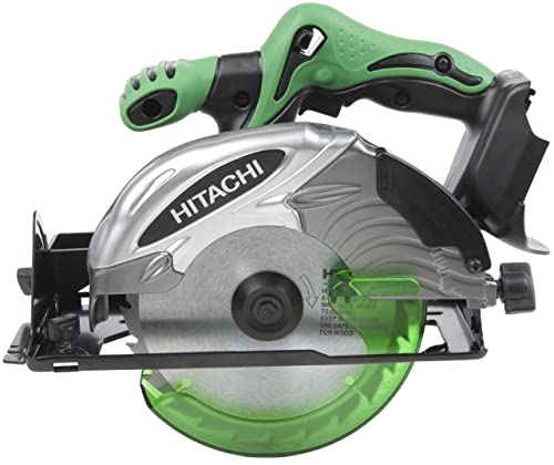 Hitachi C18DSLP4 18-Volt Lithium-Ion 6-1/2-Inch Circular Saw (Tool Only, No Battery)