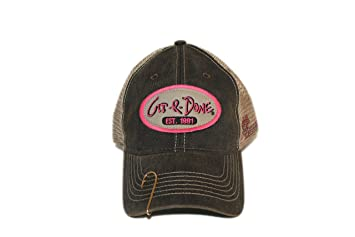 bb123ef4461 Larry the Cable Guy Official Gear Git-R-Done Tour Hat (Pink) With ...