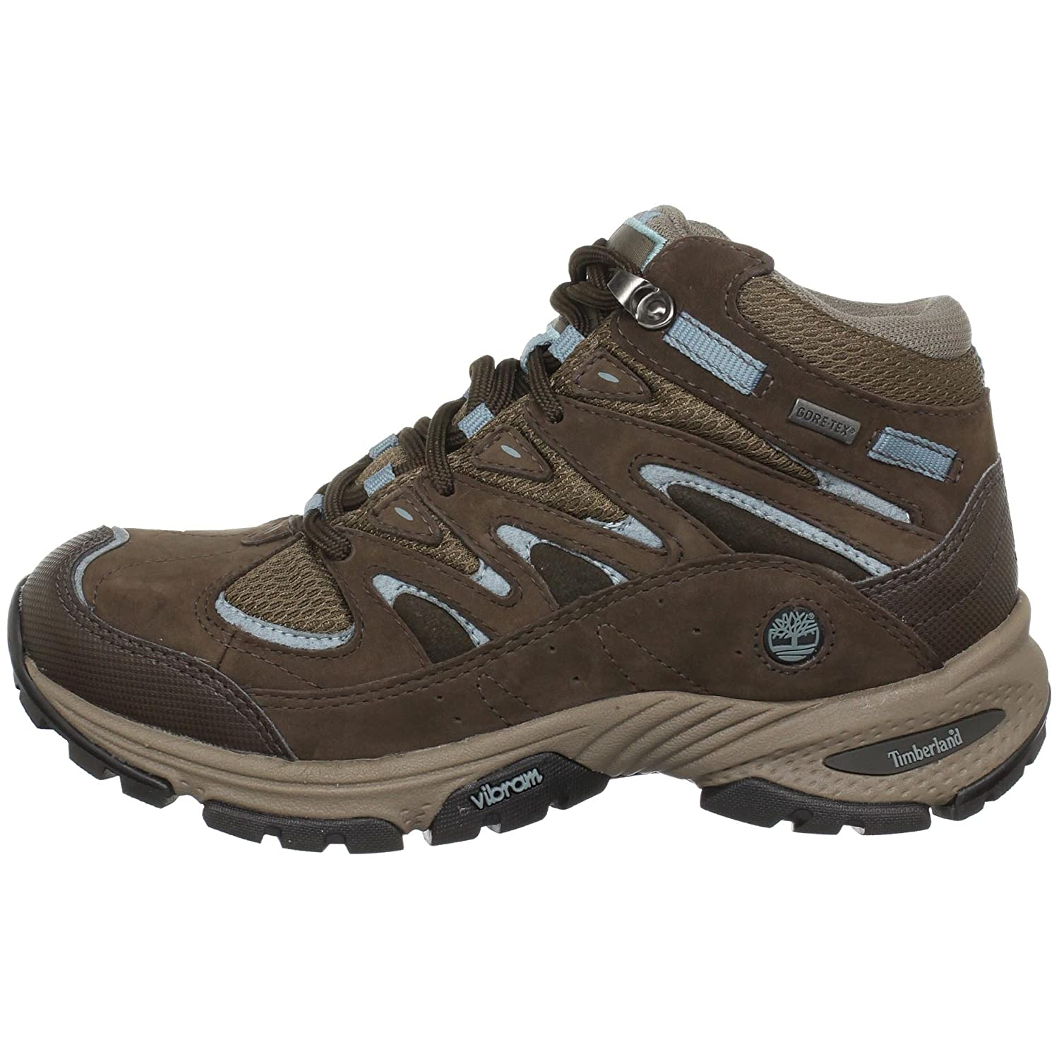 0bf507505f9 Amazon.com | Timberland Women's Hyper Ledge Mid GTX Boot | Hiking Boots