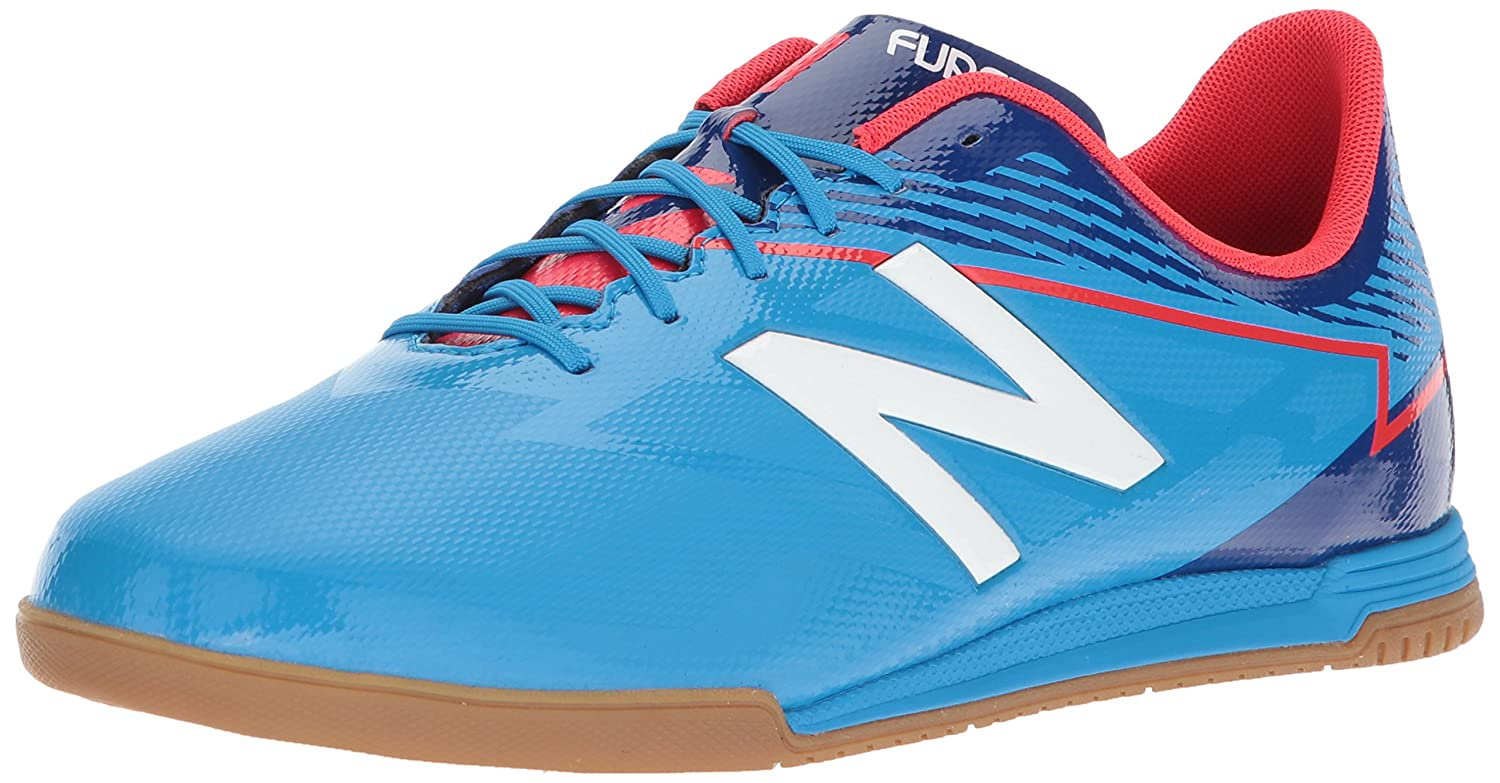 New Balance Men's Furon 3.0 Dispatch in v3 Soccer Soccer Soccer schuhe, Bolt Team Royal, 11.5 2E US 210d4b