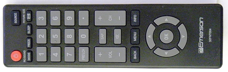 EMERSON 32FNT004 LCD HDTV REMOTE CONTROL