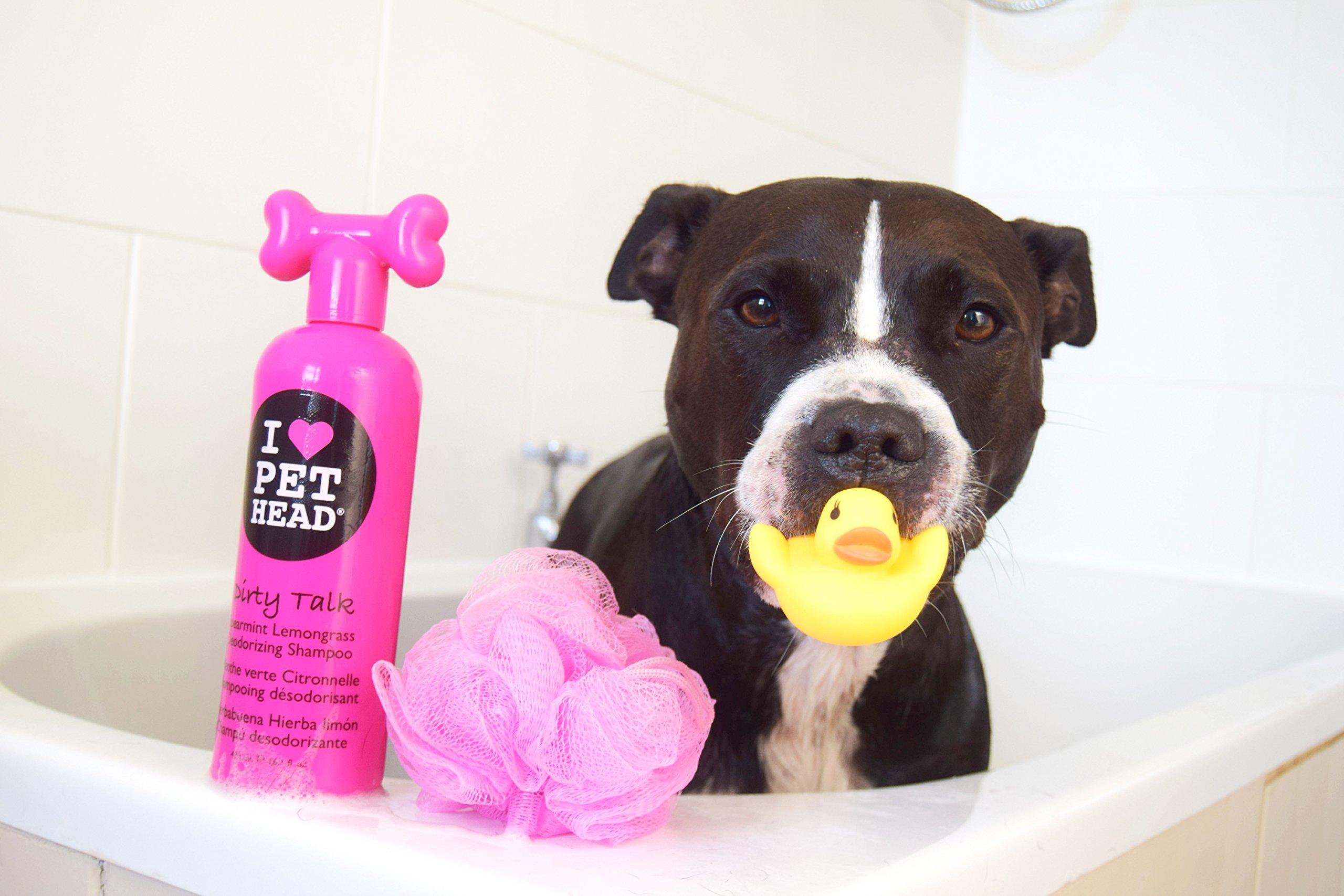 Pet Head Fur Ball Detangling Spray for Pets Strawberry Yogurt -- 15.2 fl oz by The Company of Animals (Image #4)