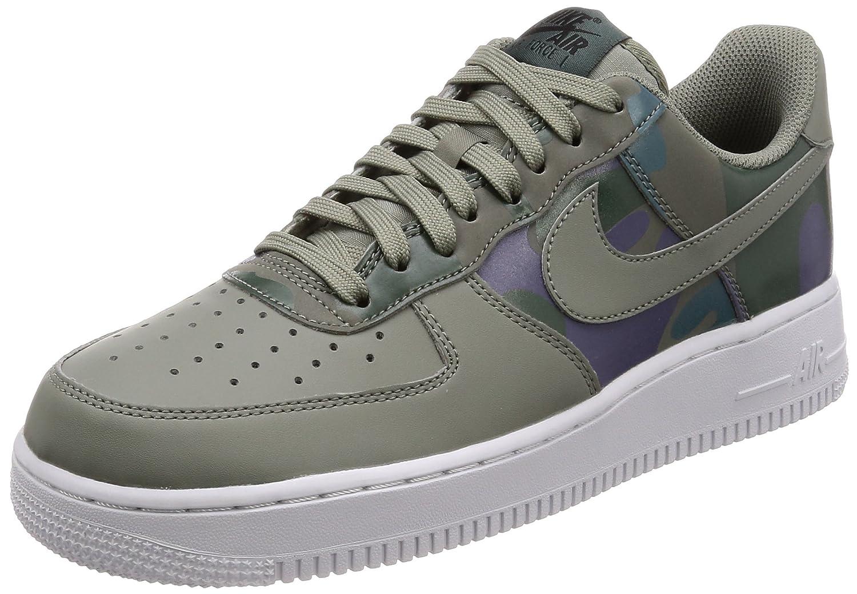 Green Nike - Air Force One