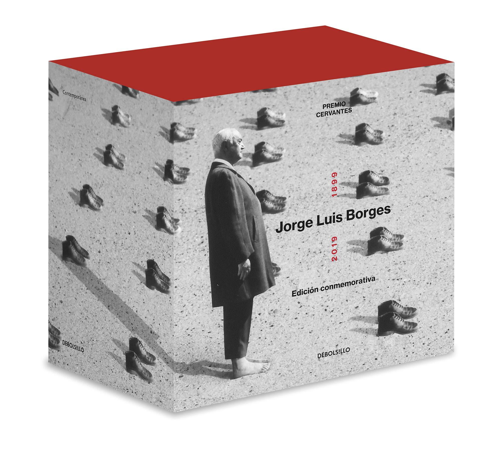 Jorge Luis Borges 1899-2019 edición estuche : Cuentos ...