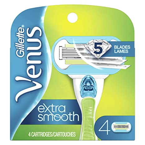 Review Gillette Venus Extra Smooth