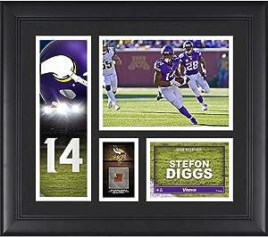 Stefon Diggs Minnesota Vikings Framed 15