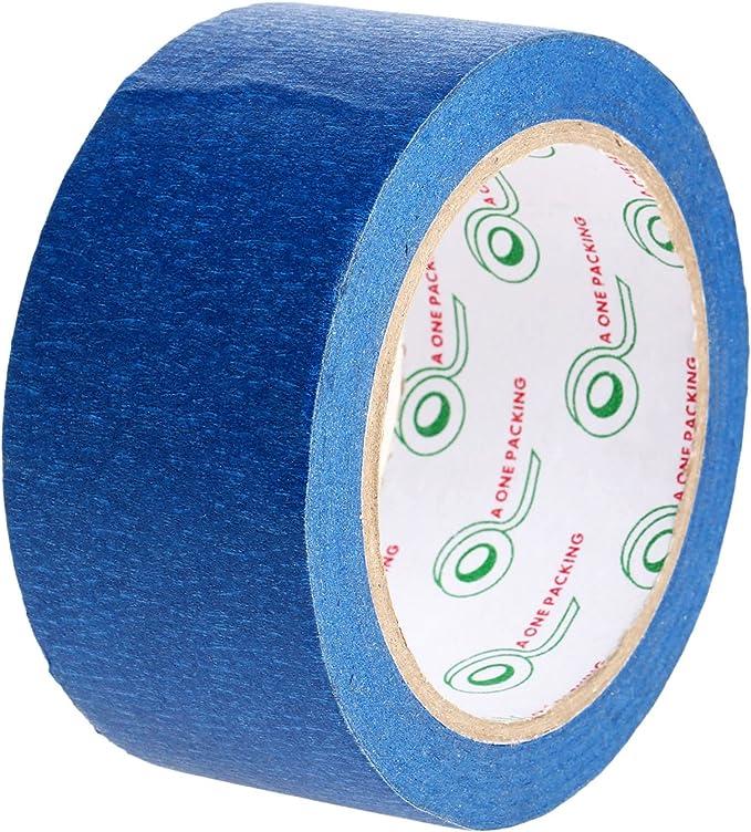 Cinta adhesiva azul para impresora 3D, 30 m x 48 mm: Amazon.es: Electrónica