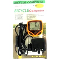 Schrodinger15 Function Bicycle Computer Odometer Speedometer Digital LCD Bike Meter Waterproof