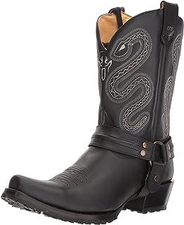 33b722b6e99 Amazon.com   ROPER Men's Skull Western Boot   Western