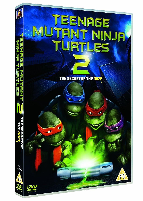 Teenage Mutant Turtles Movie 2 [Reino Unido] [DVD]: Amazon ...