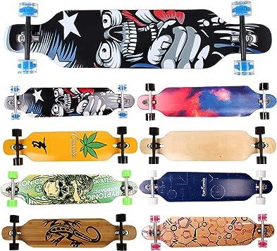 12 stücke Leuchten Räder für Skateboard Longboard Roller Cruiser Rad 70mm