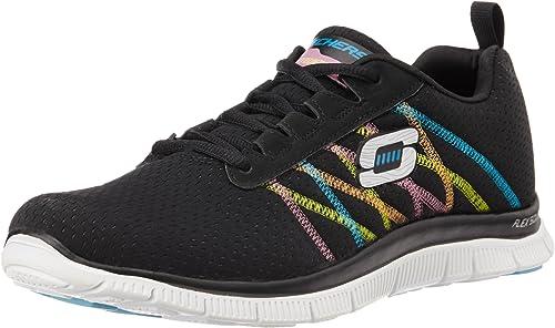 Skechers Flex Appeal Simply Sweet Sneakers Basses femme