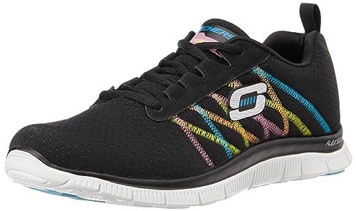 e5d60fccfab9 Skechers Flex Appeal Something Fun Women s Fitness Shoes  Amazon.co ...