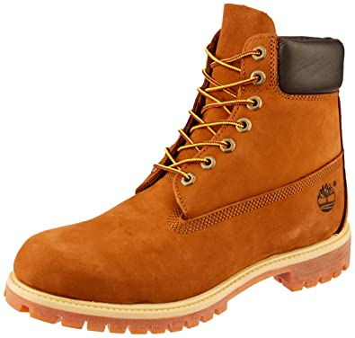 Timberland 6 inch Premium Waterproof, Bottes Homme, Marron
