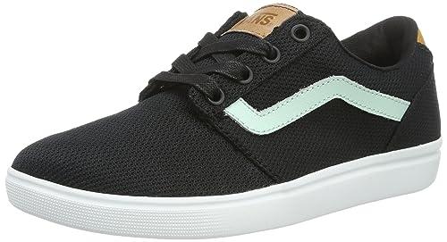 Vans WM Chapman Lite, Zapatillas para Mujer, Negro (Mesh), 36 EU: Amazon.es: Zapatos y complementos