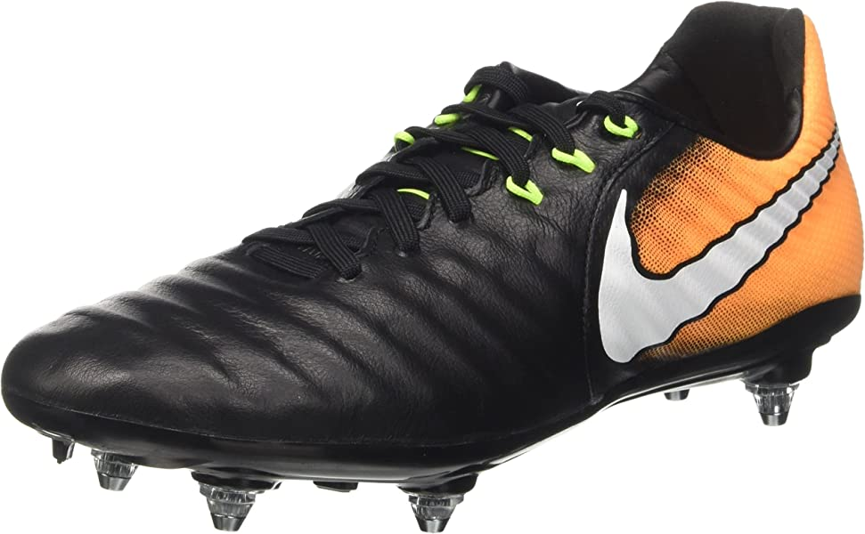 8c84ac7bf Nike Tiempo Legacy III SG Mens Football Boots 897798 Soccer Cleats (UK 6 US  7