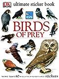 RSPB Birds of Prey Ultimate Sticker Book (Ultimate Stickers)