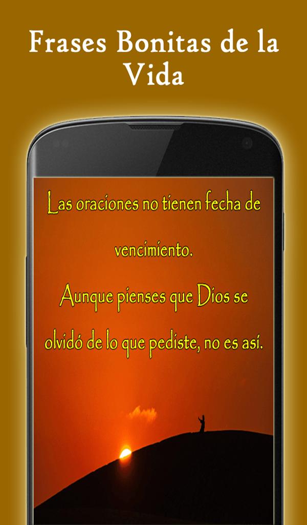 Frases Bonitas de la Vida: Amazon.es: Appstore para Android