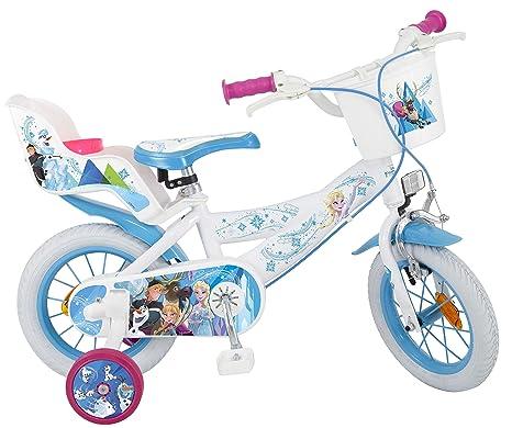 Frozen Bicicletta Per Bambina 12 Da 3 A 5 Anni Modelli Assortiti